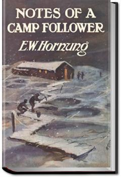 Notes of a Camp-Follower on the Western Front | E. W. Hornung