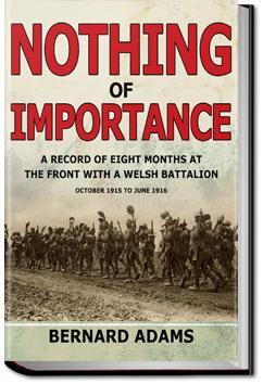 Nothing of Importance | John Bernard Pye Adams