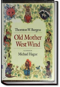 Old Mother West Wind | Thornton W. Burgess