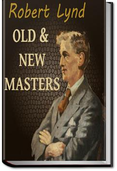 Old and New Masters | Robert Lynd