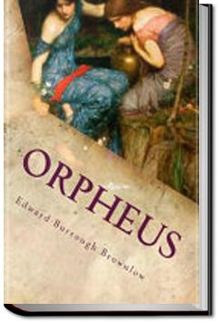 Orpheus and Other Poems   Edward Burrough Brownlow