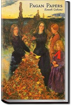 Pagan Papers | Kenneth Grahame