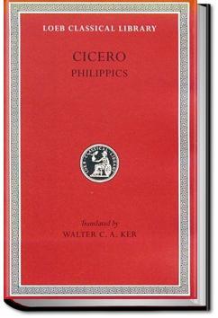 The Philippics | Marcus Tullius Cicero