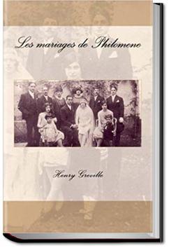 Philomene's Marriages   Henry Greville