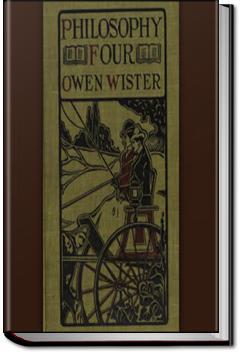 Philosophy 4 | Owen Wister