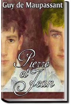 Pierre and Jean | Guy de Maupassant