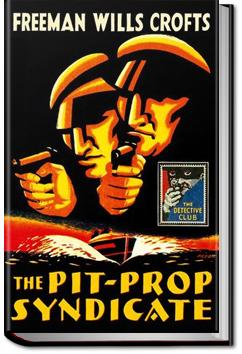 The Pit Prop Syndicate | Freeman Wills Crofts