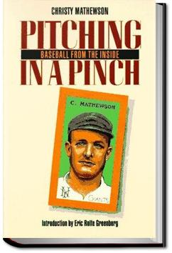 Pitching in a Pinch | Christy Mathewson