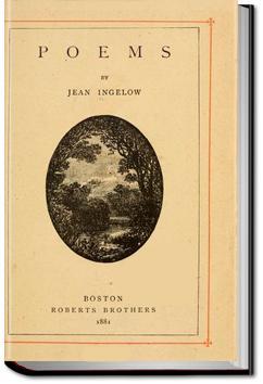 Poems - Volume 1 | Jean Ingelow