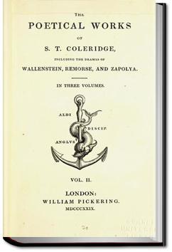 The Complete Poetical Works | Samuel Taylor Coleridge
