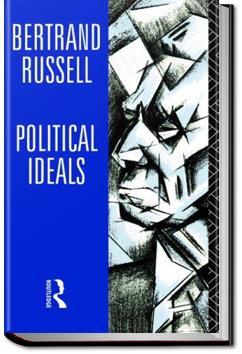 Political Ideals   Bertrand Russell