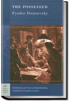 The Possessed | Fyodor Dostoyevsky