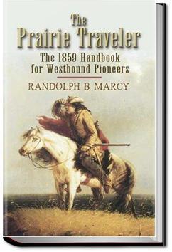The Prairie Traveler | Randolph Barnes Marcy