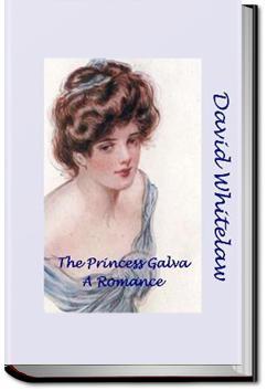 The Princess Galva | David Whitelaw