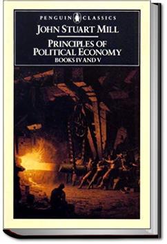 Principles Of Political Economy | John Stuart Mill