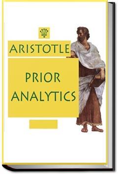 Prior Analytics | Aristotle