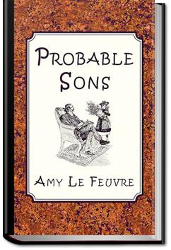 Probable Sons | Amy Le Feuvre