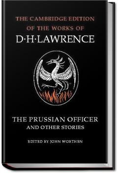 The Prussian Officer and Other Stories | D. H. Lawrence