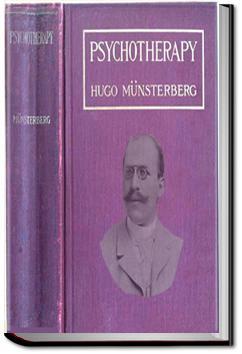 Psychotherapy   Hugo Münsterberg