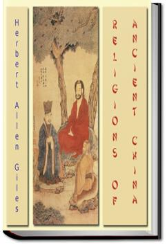 Religions of Ancient China | Herbert Allen Giles