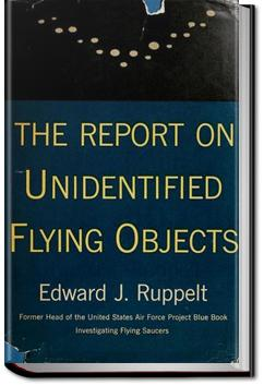 The Report on Unidentified Flying Objects | Edward J. Ruppelt