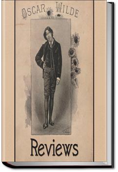 Reviews | Oscar Wilde