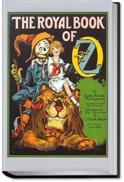 The Royal Book of Oz   L. Frank Baum