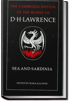 Sea and Sardinia | D. H. Lawrence