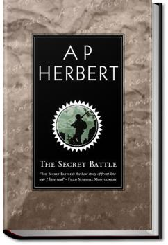 The Secret Battle | A. P. Herbert