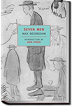 Seven Men | Sir Max Beerbohm