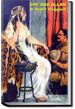 She and Allan | Henry Rider Haggard