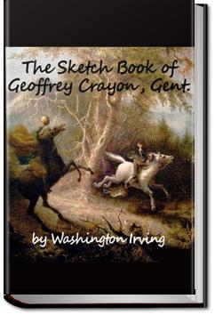 The Sketch-Book of Geoffrey Crayon   Washington Irving
