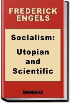 Socialism: Utopian and Scientific | Friedrich Engels
