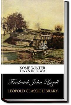 Some Winter Days in Iowa | Frederick John Lazell