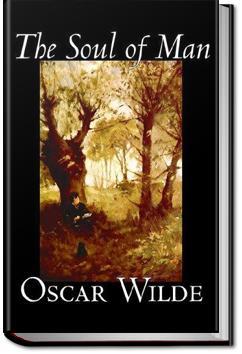 Miscellaneous Aphorisms; The Soul of Man | Oscar Wilde