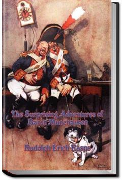 The Surprising Adventures of Baron Munchausen | Rudolf Erich Raspe