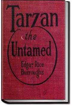 Tarzan the Untamed | Edgar Rice Burroughs