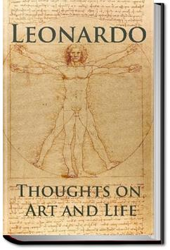 Thoughts on Art and Life | Leonardo da Vinci