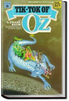 Tik-Tok of Oz | L. Frank Baum