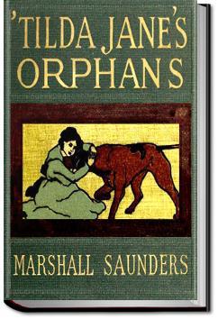 'Tilda Jane's Orphans | Marshall Saunders