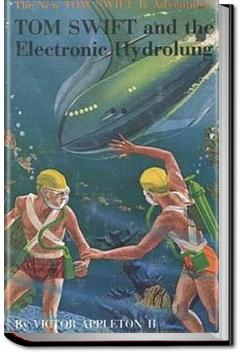 Tom Swift and the Electronic Hydrolung   Victor Appleton