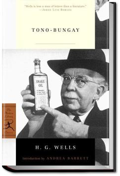 Tono Bungay | H. G. Wells