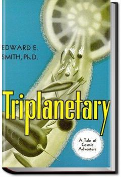 Triplanetary | E. E. Smith
