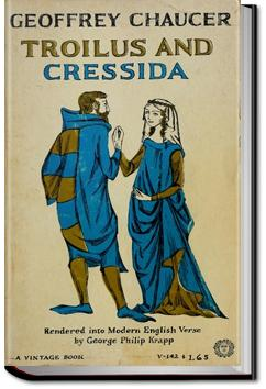 Troilus and Criseyde Geoffrey Chaucer Audiobook and