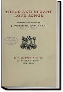 Tudor and Stuart Love Songs |