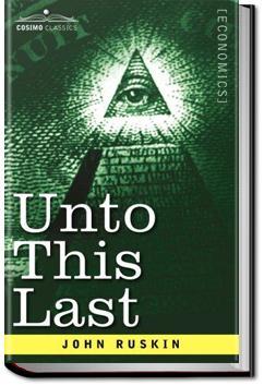 Unto This Last | John Ruskin