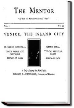 The Mentor: Venice, The Island City   Dwight Elmendorf