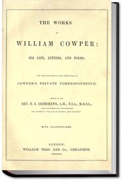 The Works of William Cowper | William Cowper