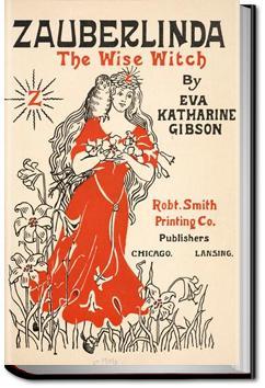 Zauberlinda - The Wise Witch | Eva Katherine Gibson