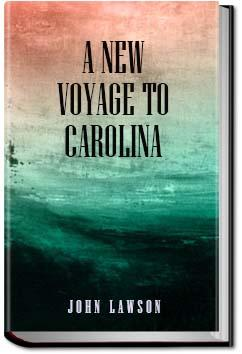 A New Voyage to Carolina | John Lawson